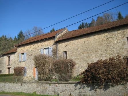 Image of Village house Augne ref: 4884E
