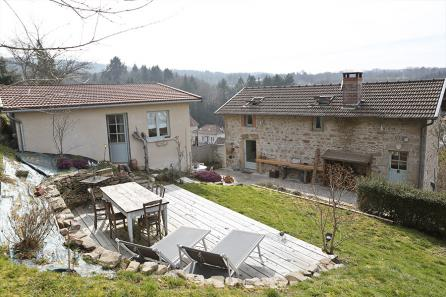 Image of Town House Eymoutiers ref: 4748E