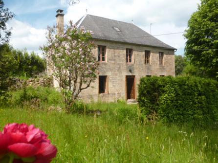 Image of Village house Saint-Setiers ref: 14009B